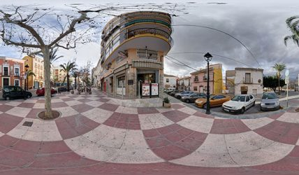 Bar Don Pepe en Aspe Alicante España · Google Street View Visita Virtual